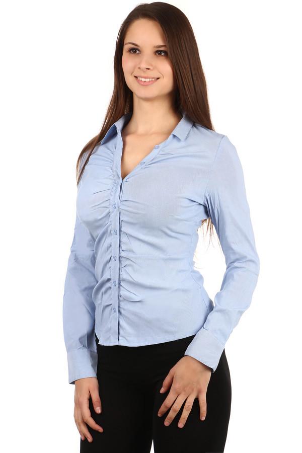 Dámská košile s dlouhým rukávem a05e98b4bb