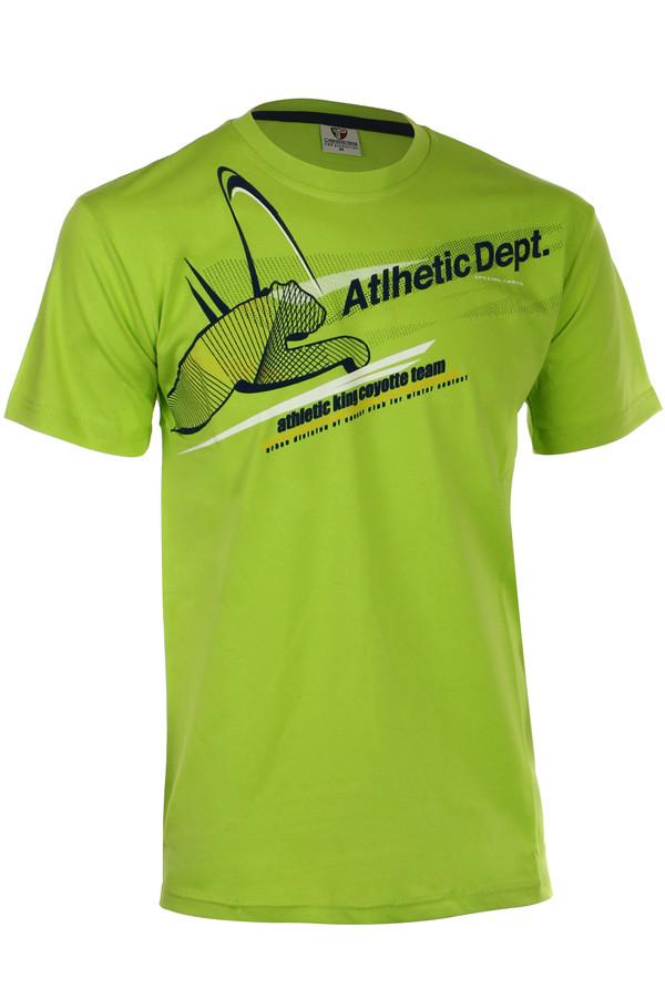 Stylové pánské tričko s potiskem 7bc9e0da73