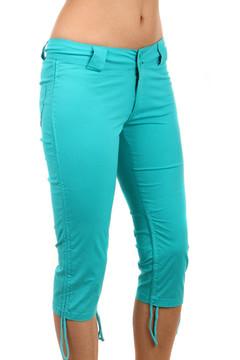 Dámské 3 4 kalhoty - i pro plnoštíhlé 9608eed552
