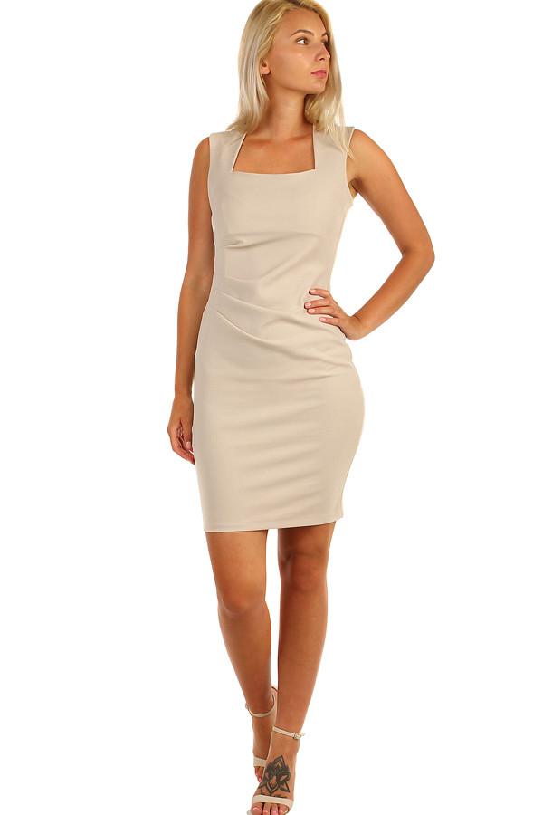 44bf1b69ee1 Společenské pouzdrové šaty