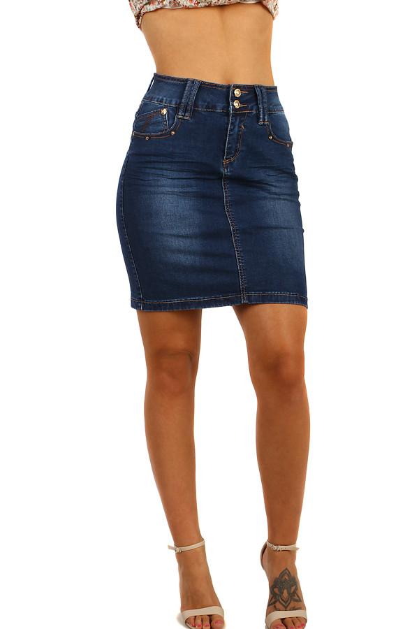 6f23885021a Dámská riflová sukně