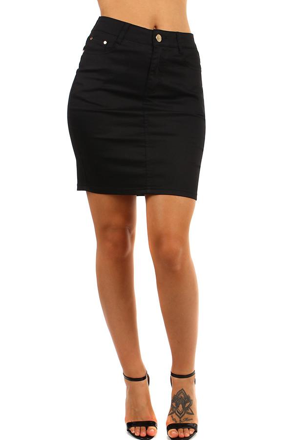Dámská pouzdrová sukně - i pro plnoštíhlé 0815ae80b8