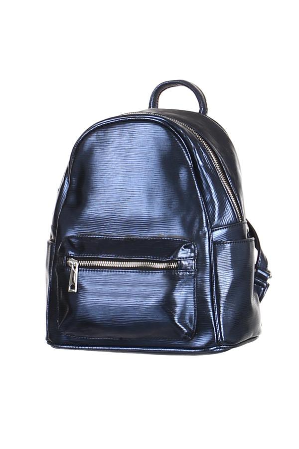 b6b3302774 Dámský elegantní metalický batoh do města