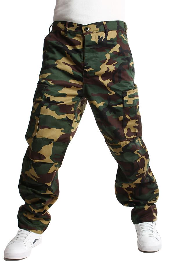 145505d76 Pánské maskáčové kalhoty