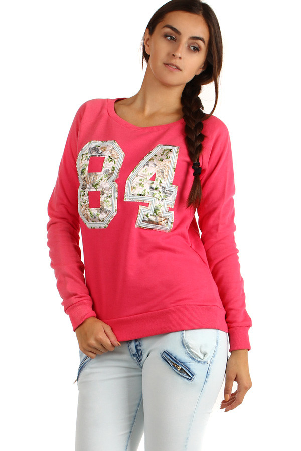 38ce0df6eb7 Dámská mikina tričko s potiskem