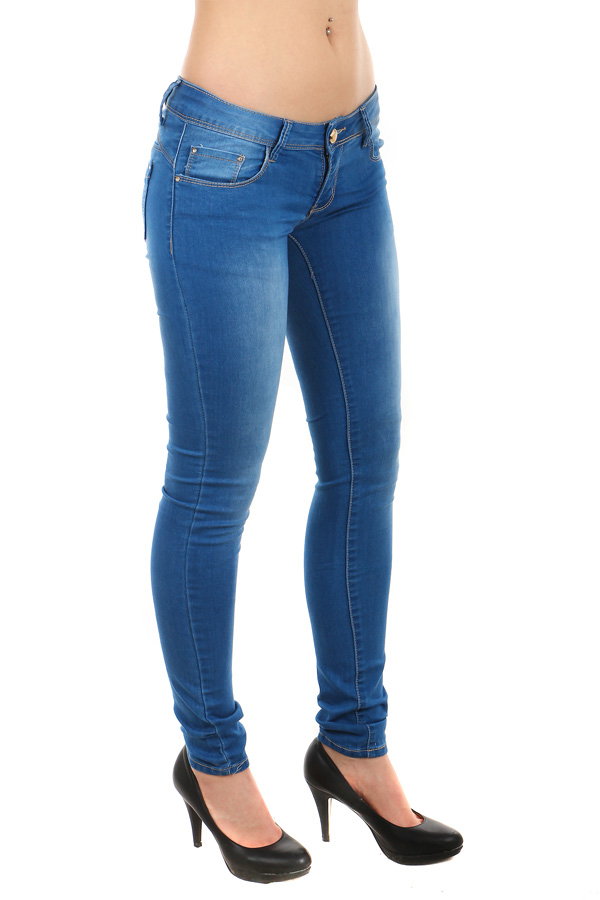dfe70fee4b4 Dámské světlé džíny