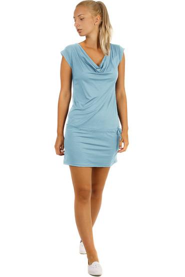Jednobarevné šaty pro sport i volný čas 8771e10827