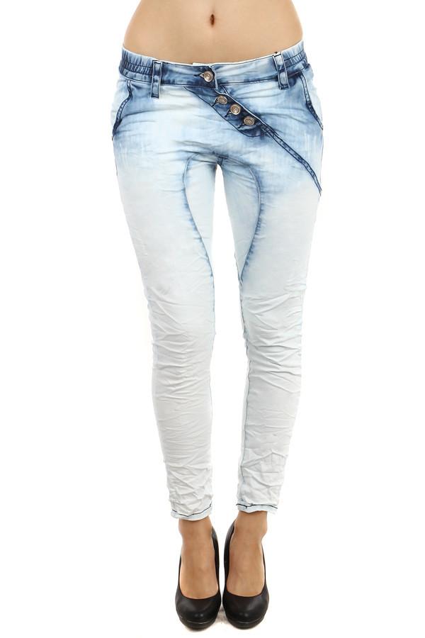 2c61e893325 Dámské světlé džíny