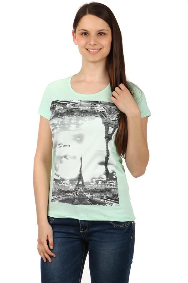 Dámské tričko s potiskem 907c796d7c
