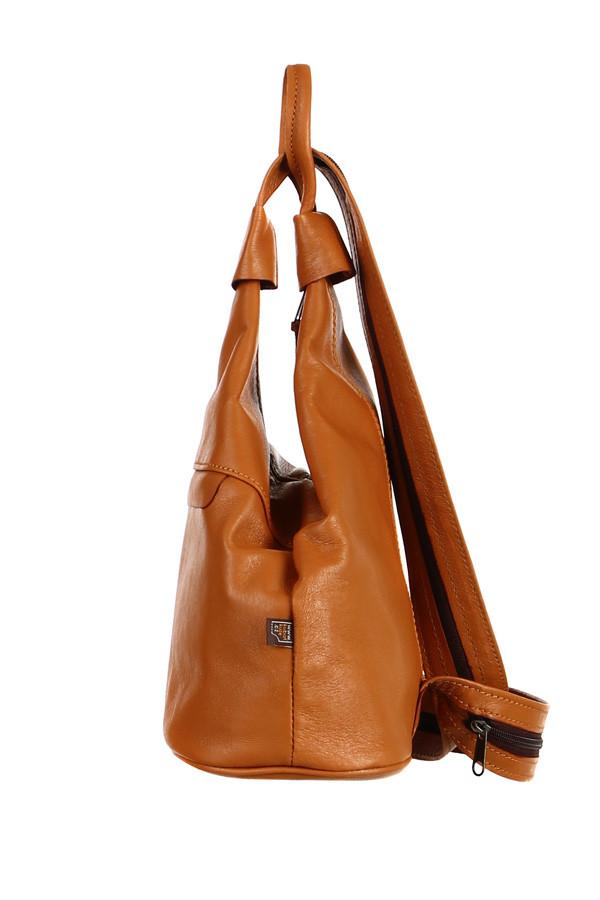 Batoh kabelka 3v1 z pravé kůže - malý - Česká výroba 0a8050701f