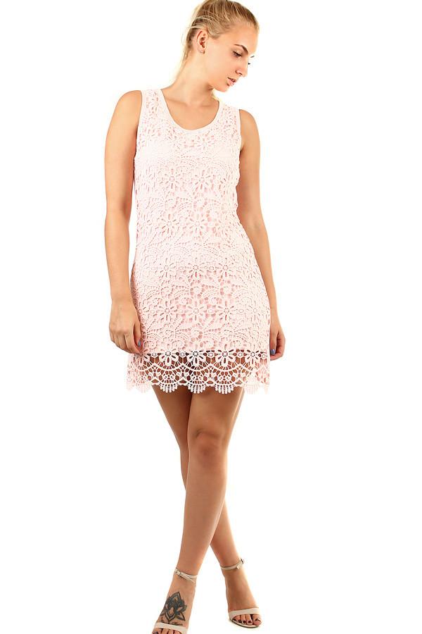 e171eee6b784 Dámské letní krajkové šaty